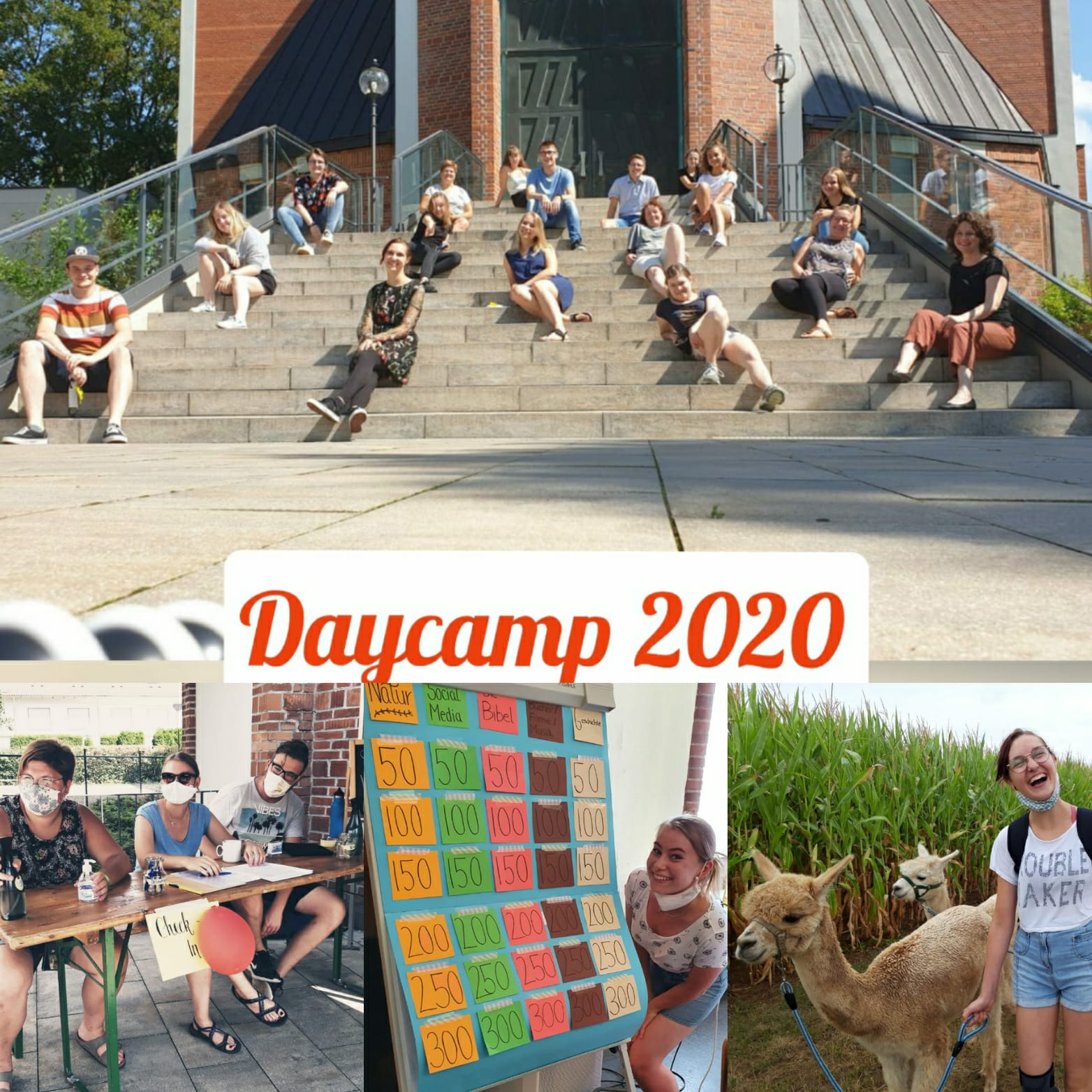 Collage Daycamp